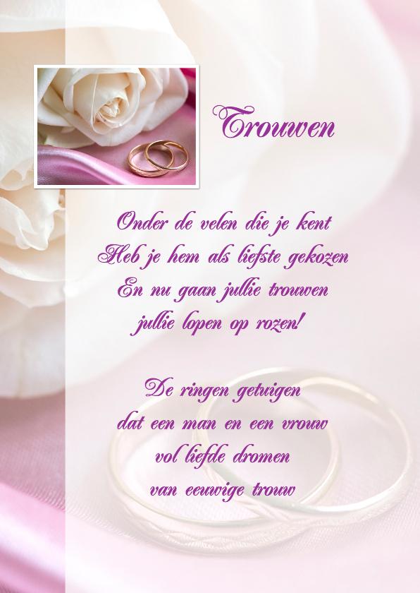 gefeliciteerd gedicht trouwen