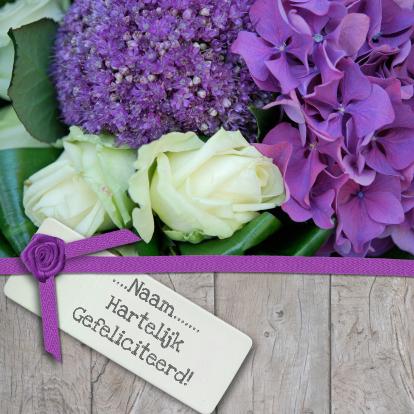 hout-lint-en-paars-witte-bloemen