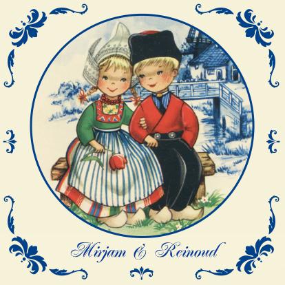 trouwkaart-oud-hollands