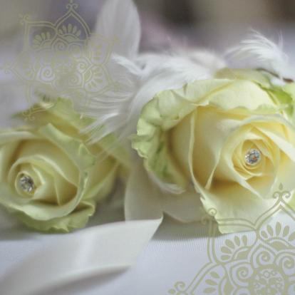 trouwkaart-witte-roos-kristal