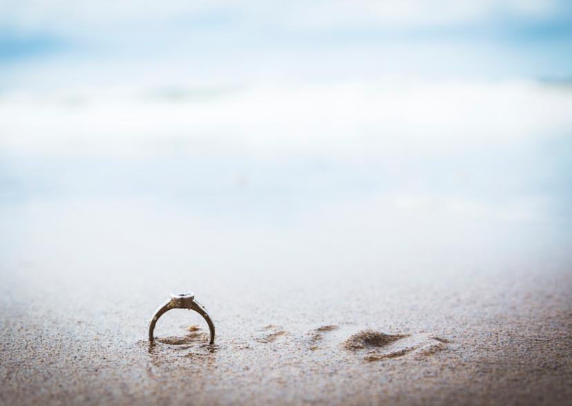 Strand bruiloft bekijk hier de meest originele